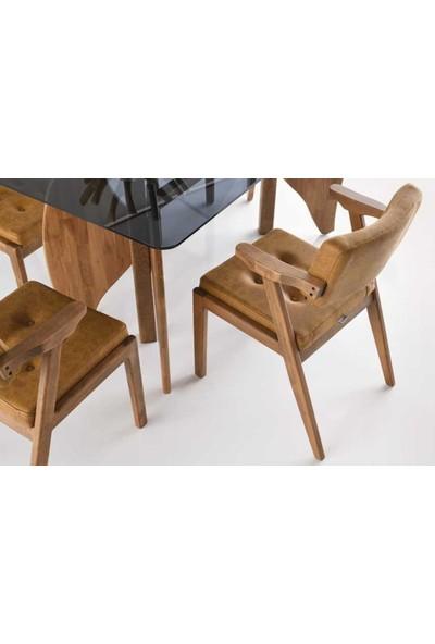 Angel Mutfak Masası Grace Sandalye Takımı