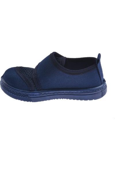 Sanbe 401 R 002 Anatomik Kız / Erkek Çocuk Çocuk Keten Ayakkabı