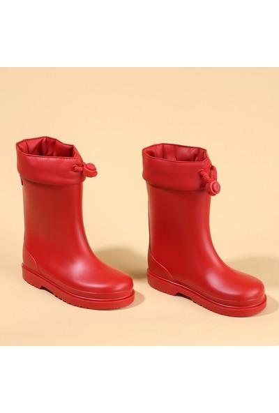 Igor W10101 Chufo Cuello Kız / Erkek Çocuk Çocuk Su Geçirmez Yağmur Kar Çizmesi