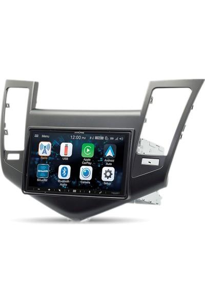 Alpine Chevrolet Cruze Carplay Androidauto Multimedya Sistemi