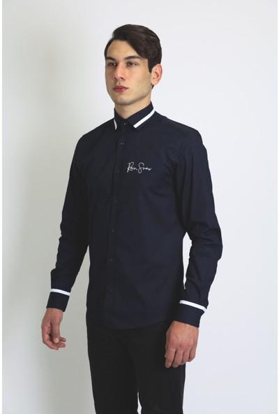 Raınsnow Pamuk Erkek Gömlek