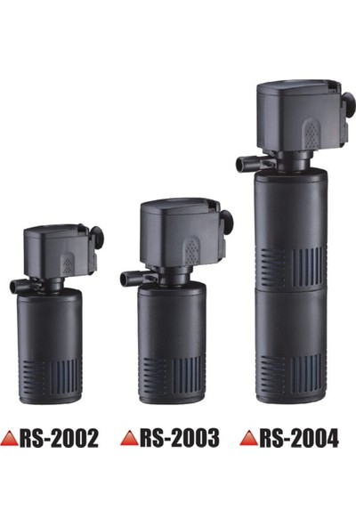 Rs 2002 Akvaryum Iç Filtre 18W 1500 L/h