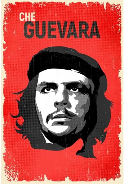Hayal Poster Che Guevara Retro POSTER002