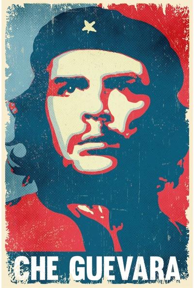 Hayal Poster Che Guevara Retro Poster