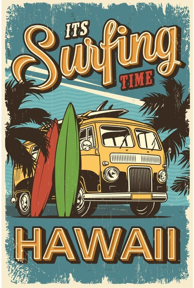 Hayal Poster Surfing Time