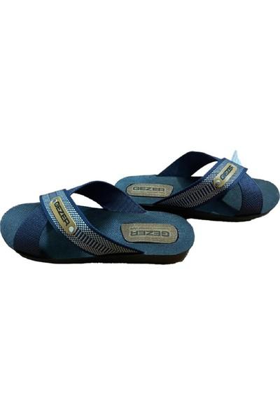 Gezer Yazlık Kaydırmaz Hasır Kayış Terlik-Adım Adım Ayakkabı