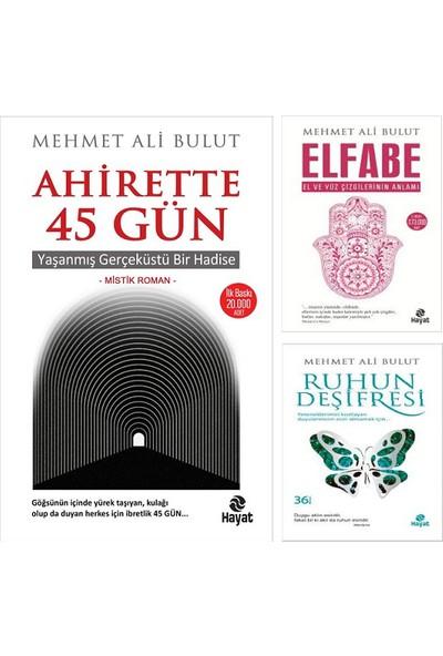 Elfabe - Ahirette 45 Gün - Ruhun Deşifresi - 3 Kitap Set - Ruhun Deşifresi