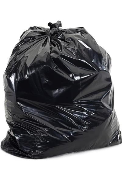Hoşgör Plastik Çöp Torbası Poşeti Rulo 60X85 Büyük (Koli:10 RULO/100 Lü)