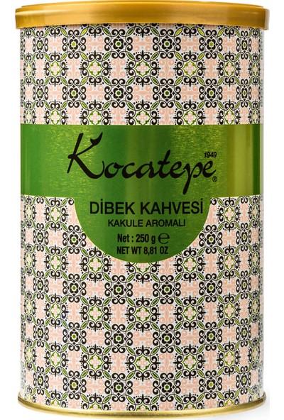 Kocatepe Dibek Kahvesi Teneke 250 gr