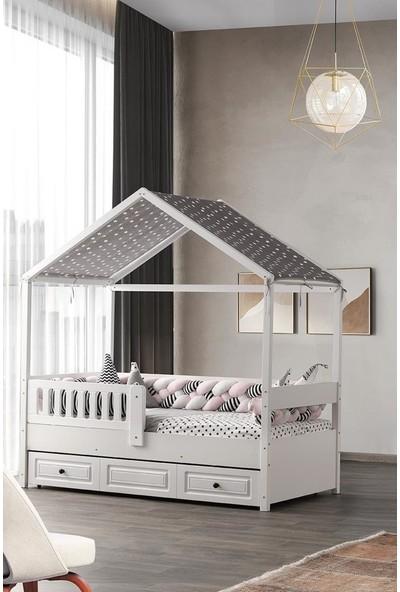 Aymini Polo Montessori Çocuk-Genç Odası Takımı 90X190
