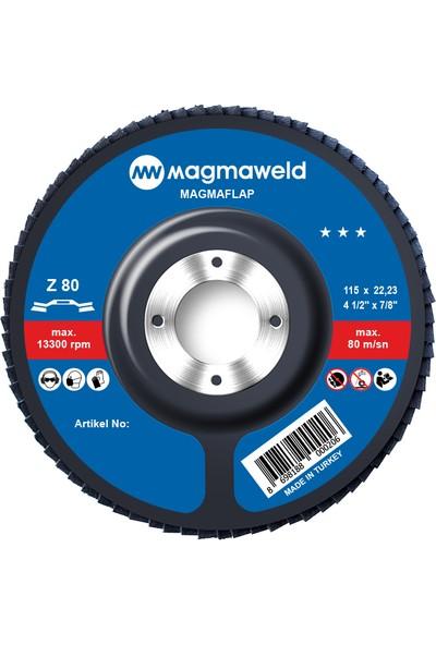Magmaweld Magmaflap Z 80 115X22,23 mm 10 Adet