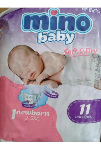 Mino Baby Bebek Bezi 1 Yeni Doğan 11 Li