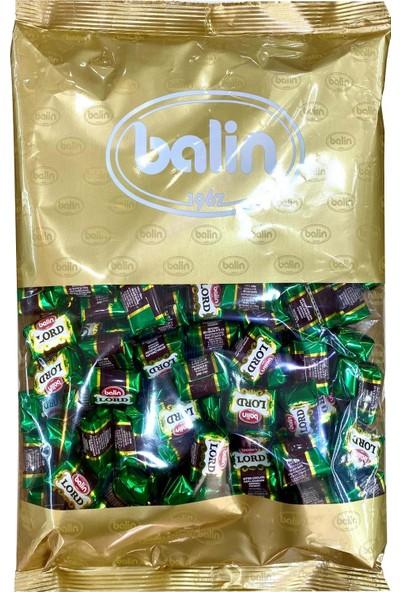 Balin Bitter Çikolatalı Ahududulu Fondan 1 kg