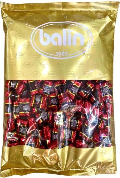 Balin Bitter Çikolatalı Çilekli Fondan 1 kg