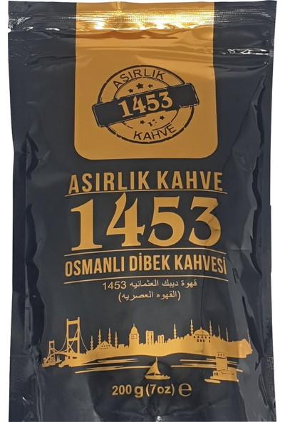 Asırlık Kahve 1453 Asırlık 1453 Osmanlı Dibek Kahvesi ( 200 gr ) 12'li