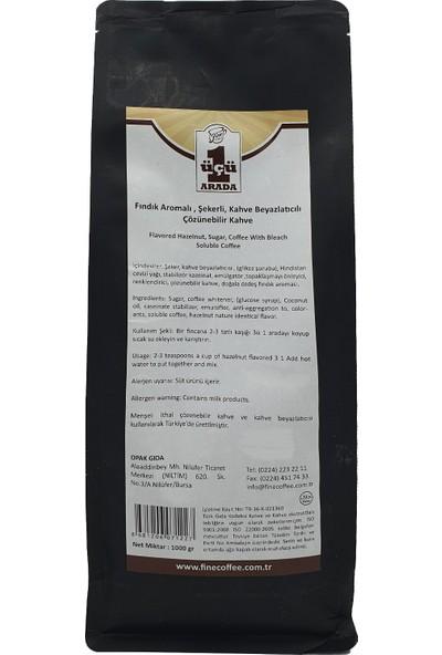 Fine Coffee 3'ü 1 Arada Fındıklı ( 1000 gr )