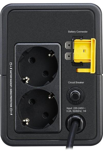 APC BVX900LI-GR 900VA Kesintisiz Güç Kaynağı