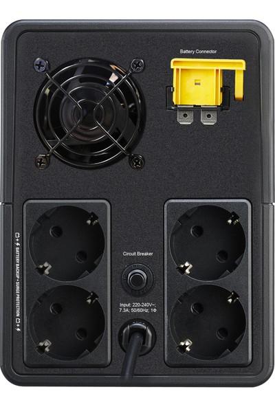 APC BVX2200LI-GR 2200VA Kesintisiz Güç Kaynağı