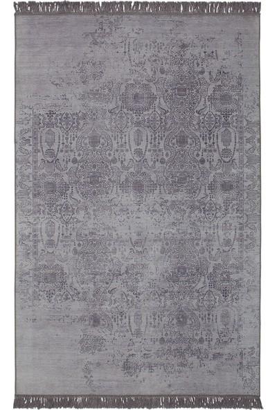 Enza Home MABEL Halı - Gri (160x230 cm)