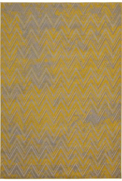 Enza Home PUNE Halı - Sarı/Bej (120x180 cm)