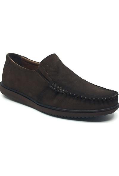 Üçlü Deri Yazlık Tam Rok Rahat Erkek Ayakkabı 39-45
