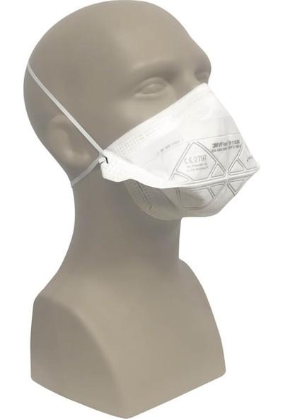 3M 9152E Vflex Ventilsiz N95 Maske - 15 Adet