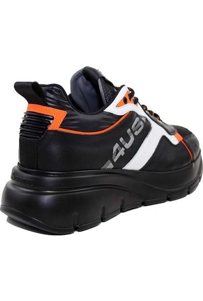 Cesare Paciotti UUPU2TSZ Siyah - Beyaz Erkek Ayakkabı