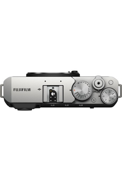Fujifilm X-E4 Gövde ( Gümüş )