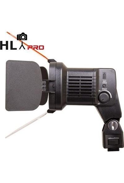 Hlypro LED-VL012 Bi-Color LED Işık 3200-5500K
