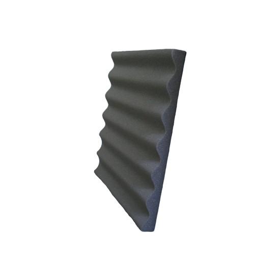 Desibel Akustik Dalgalı Akustik Panel 20/40mm 50x50cm 15/20 Dns