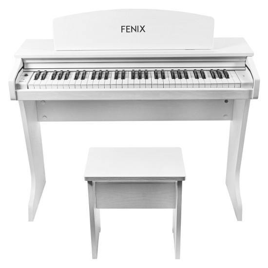 Fenix KIDS-1 Çocuk Piyanosu (Beyaz)
