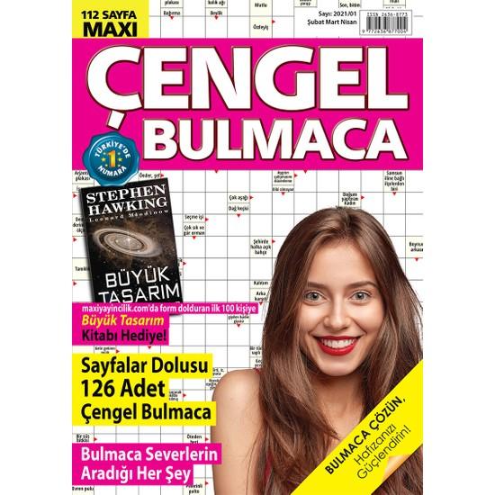 Maxi Çengel Bulmaca 2021/01
