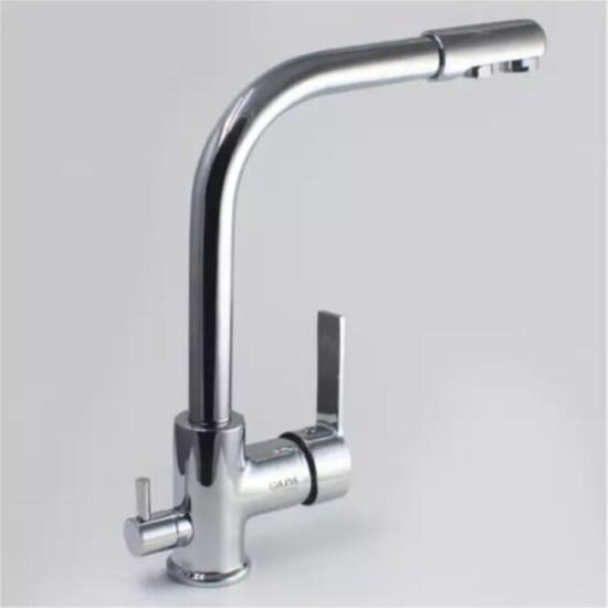 On2 Üç Girişli Su Arıtma Bağlantılı Mutfak Bataryası