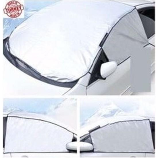 Eastbranda Toyota Corolla Ön Cam Branda - Güneşlik / Kar Buz Önleyıcı(2013-2019)