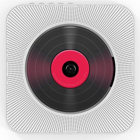 Buyfun Duvara Monte CD Çalar Bluetooth Hoparlörler Uzaktan (Yurt Dışından)
