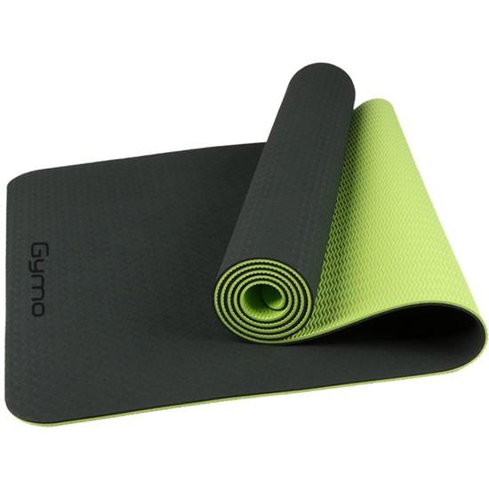 Gymo 6mm Tpe Ekolojik Pilates Minderi Yoga Matı