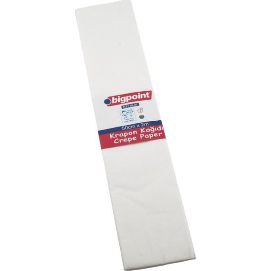 Bigpoint Krapon Kağıdı Beyaz (710)