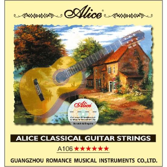 Alice Klasik Gitar Teli Set A106H