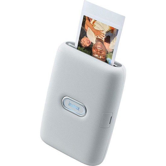 Fujifilm Instax Mini Link Beyaz Akıllı Yazıcı - 10'lu Mini Film + 5000 Mah Powerbank