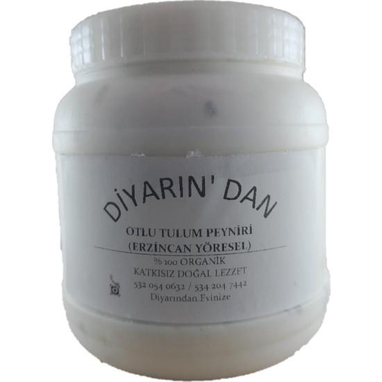Diyarından Otlu Tulum Peyniri 1000 gr
