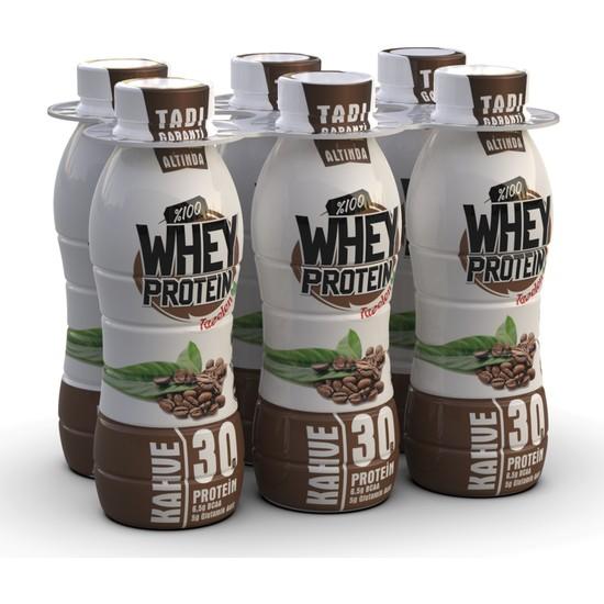 Tazelen Kahveli Whey Protein 6'lı 30 gr