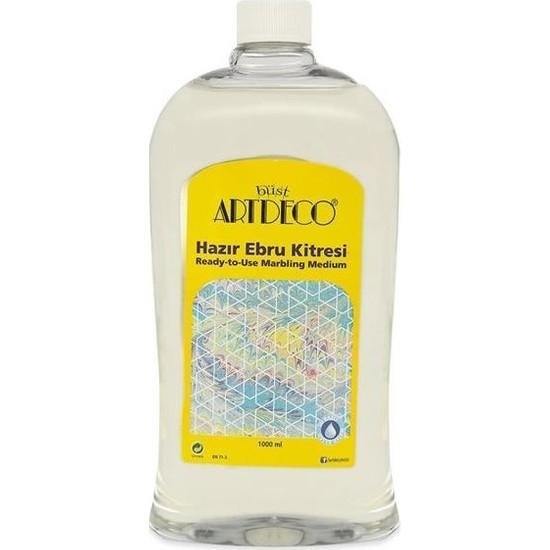 Artdeco Ebru Boyası Sıvı Kitre 1000 ml