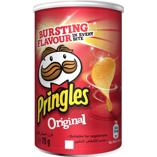 Pringles Original (Sade) 70 gr