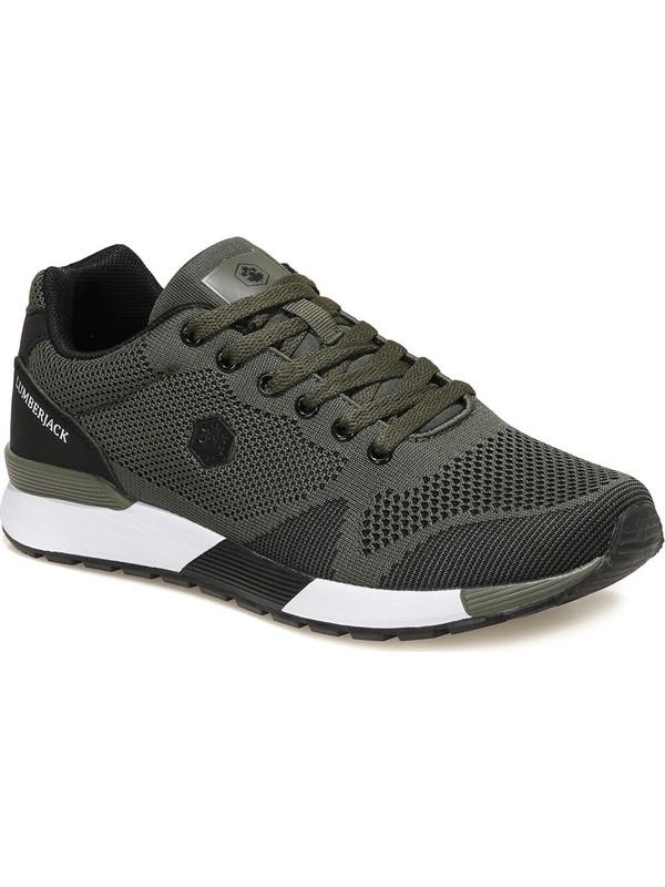 Lumberjack Vendor 1fx Haki Erkek Sneaker Ayakkabı