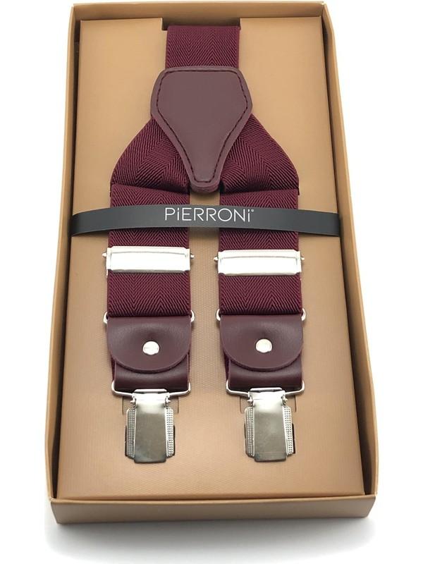 Pierroni Bordo Pantolon Askısı