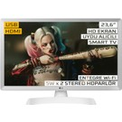 "LG 24TL510S-WZ 24"" 61 Ekran Uydu Alıcılı HD Smart LED Monitör TV"