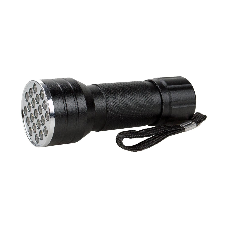 Hobimtek 21 LED Uv Ultraviyole El Feneri Para Kimlik Hayvan Fiyatı