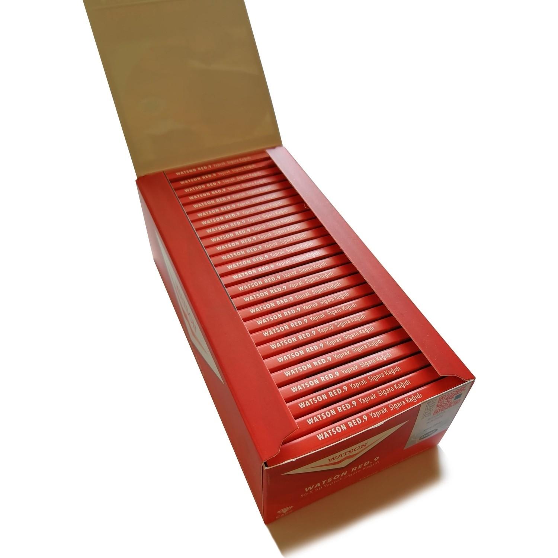 watson red tutun sarma kagidi 2500 yaprak sigara sarma kagidi