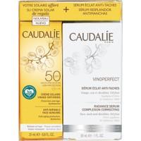 Caudalie Vinoperfect Radiance Serum 30ml & Solil Divin SPF 50 25ml