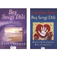 Beş Sevgi Dili - Çocuklar Için Beş Sevgi Dili Kitap Seti